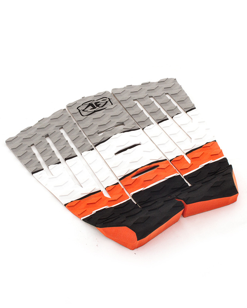 Pedro 3 Piece Tail Pad - Orange