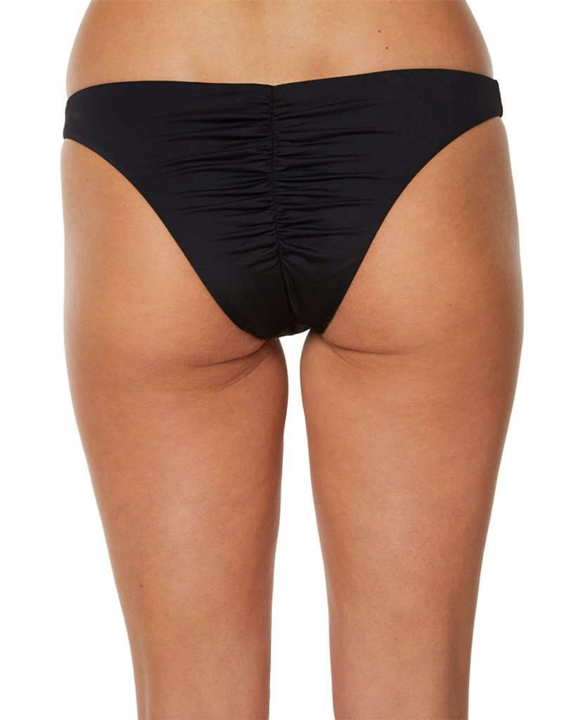 Ladies Shes So Cool Cheeky Pnt-Black