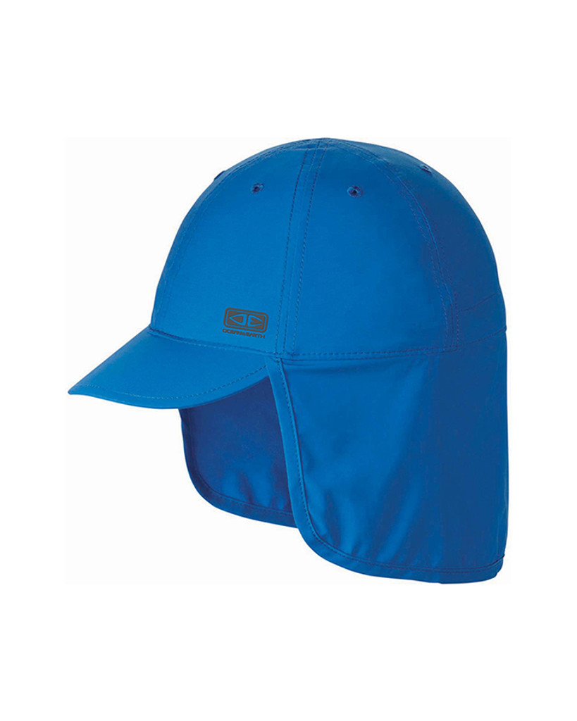 Kids SunBreaker Beach Hat - Blue