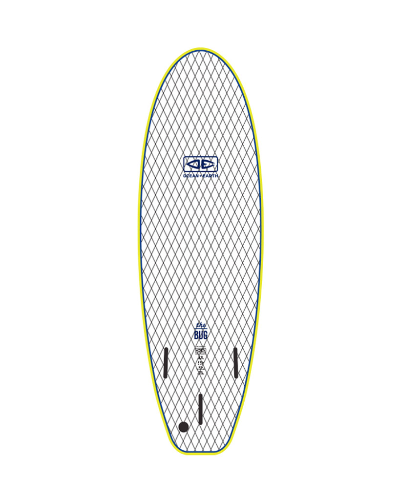 The Bug Mini 6'0""