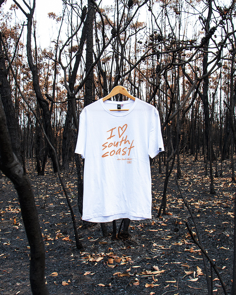 Mens Bush Fire Appeal Tee