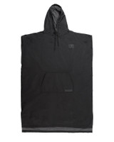 Perfect Storm Waterproof Poncho - Black