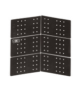 Monkey Magic 6 Piece Centre Deck Pad - Black