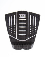 Launch 4 Piece Tail Pad - Black