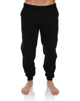 Big Mens Chance Cuff Leg Track Pant - Black