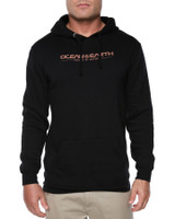 Big Mens Priority Hoodie - Black