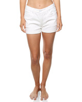 Ladies Walker Short - White