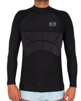 Rib Guard Padded Long Sleeve Vest