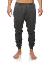 Mens Hack Trackpant-Charcoal