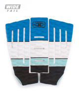 Pedro 3 Piece Tail Pad - Aqua