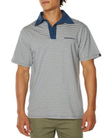 Big Mens All Nighter Polo-Navy