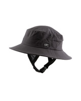 Youth Bingin Soft Peak Surf Hat - Black