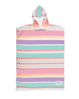 Youth Sunkissed Hooded Poncho