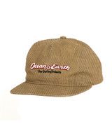 Heritage  Cap - Coffee