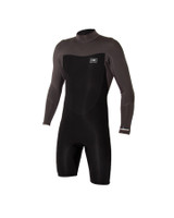 Mens Free-Flex LS Back Zip Spring | 2/2mm