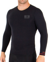 Mens Thermo Long Sleeve Vest