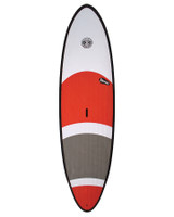 Squeeze Soft Top SUP Board - Red 9'6""