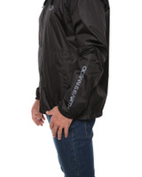 Mens Elements Wind Or Shower Jacket - Black