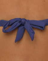 Ladies Coco Bikini Top - Navy