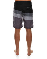 Big Mens Priority Boardshort - Black