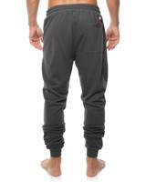 Big Mens Hack Trackpant Charcoal