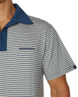 Mens All Nighter Polo-Navy