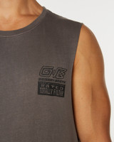 Big Mens Totally Filthy Muscle-Charcoal