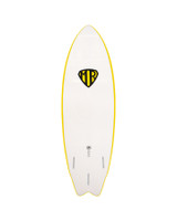 MR Epoxy Twin Fin Softboard 5'9""
