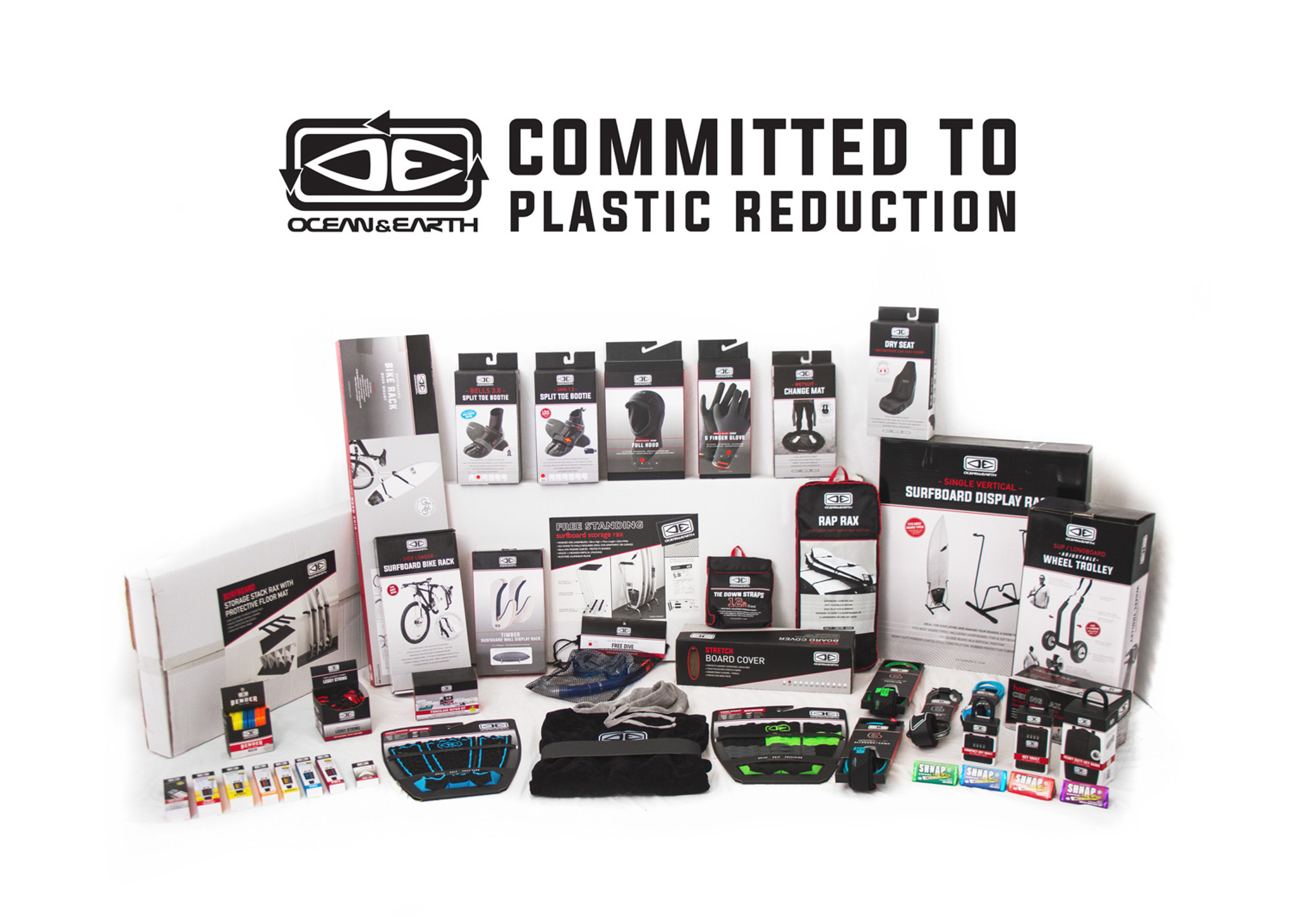 Committed to Plastic Reduction
