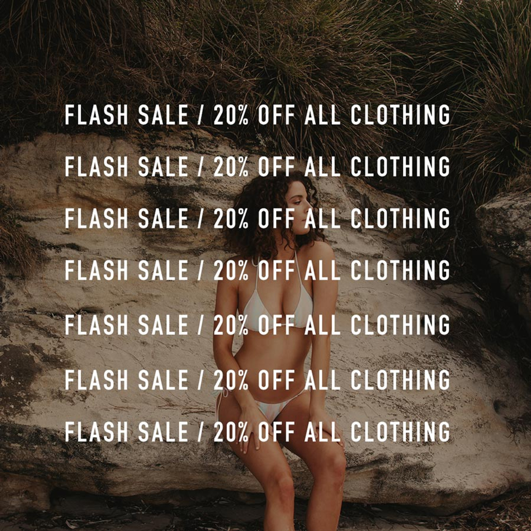 Flash Sale | One Week Only