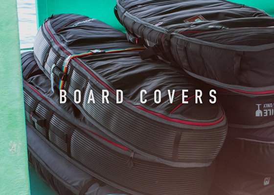 Boardcovers by Ocean and Earth