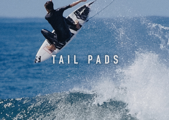 Tail Pads by ocean and Earth