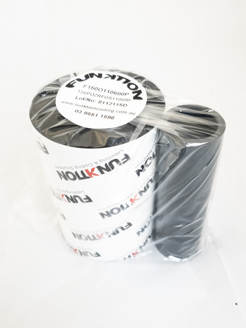 Wax Resin Ribbon to suit Linx & Videojet machines.