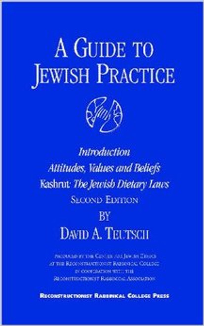 A Guide to Jewish Practice: Kashrut