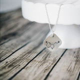 Choose Joy  Happiness Serotonin Necklace