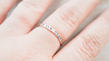 Be the Change Sterling Silver Ring