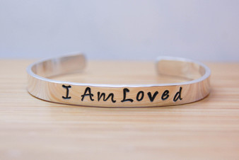 I Am Loved Bracelet {Sterling Silver}