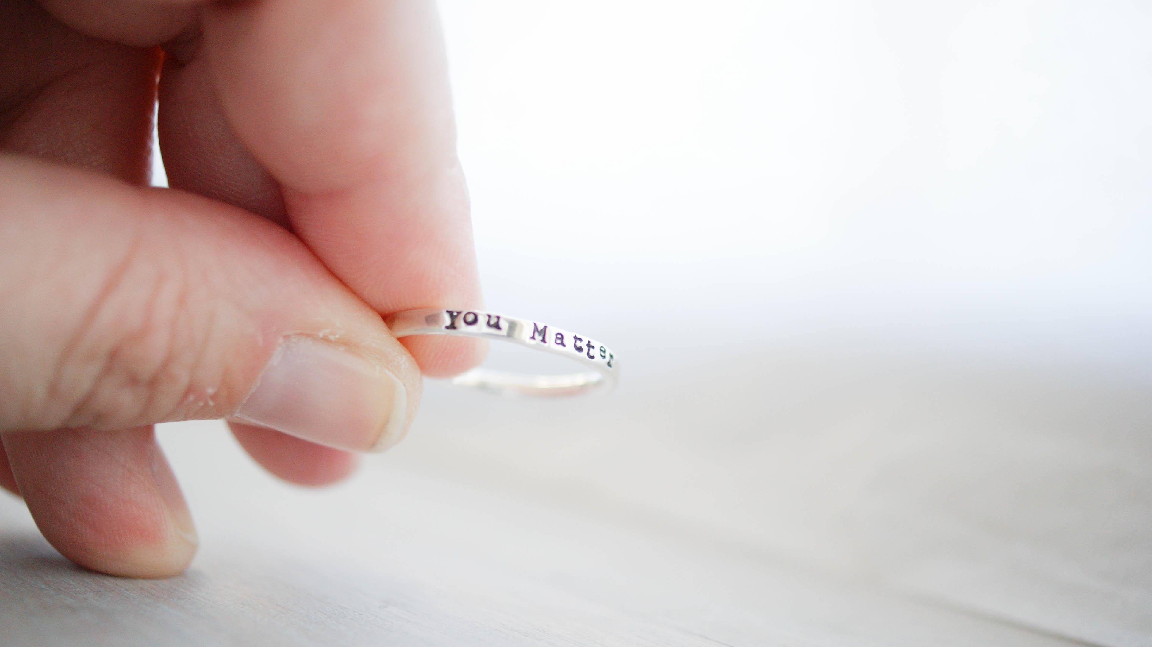 You Matter Ring