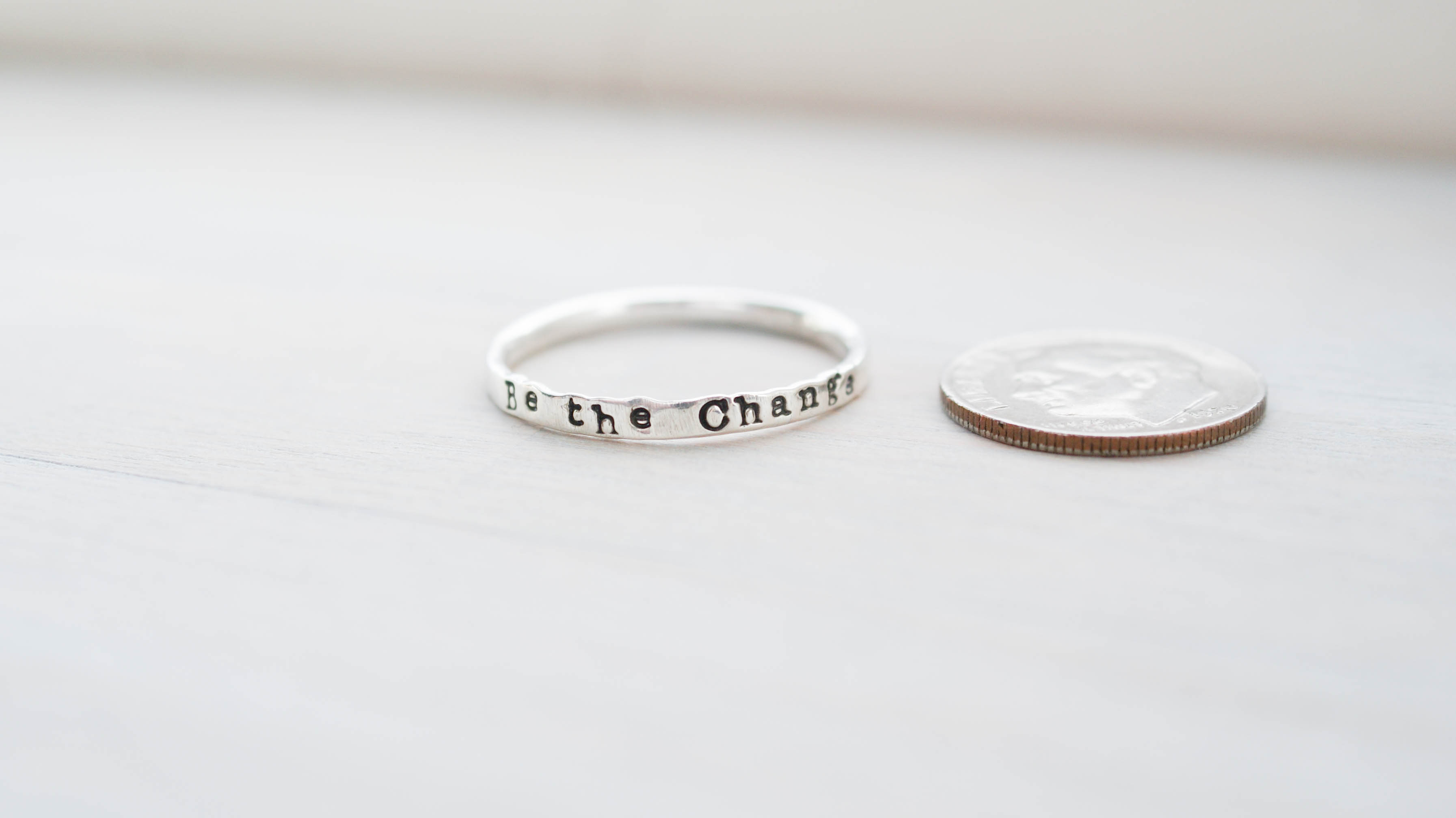 Be the Change Jewelry