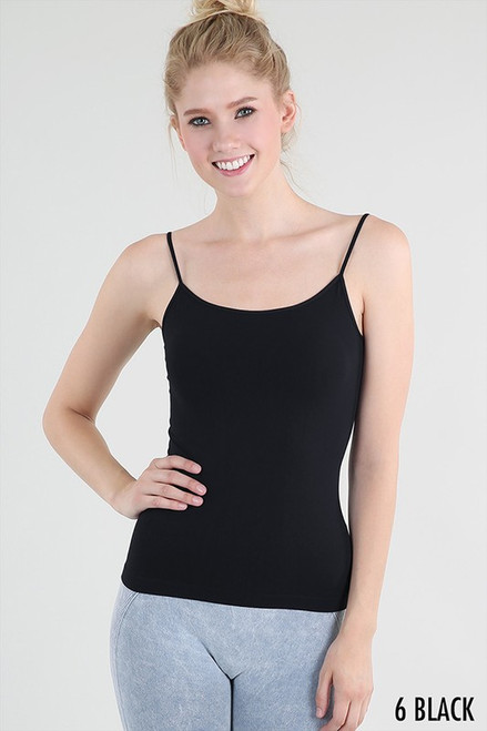 Short Cami, Black