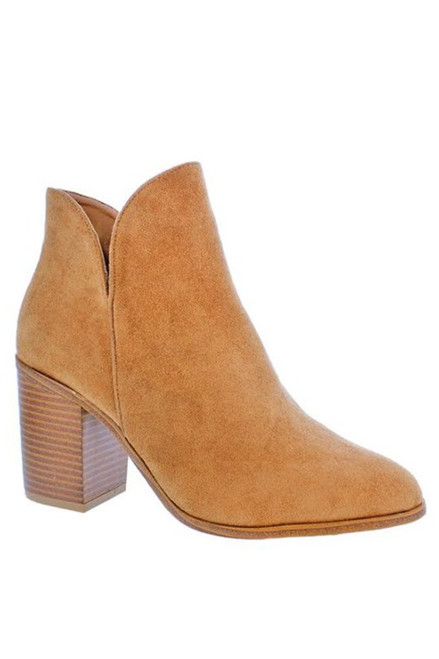 Bryce Bootie, Tan