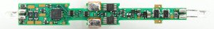 TCS N K2D4 DECODER FOR RS2, RSC2, SD80/90MAC, EMD 90/43MAC, Walthers RS2 and GP18