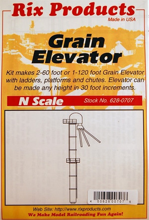 RIX 628-0707 N GRAIN ELEVATOR