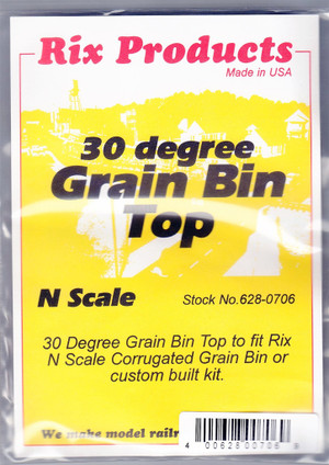 RIX 628-0706 N 30 DEGREE GRAIN BIN TOP