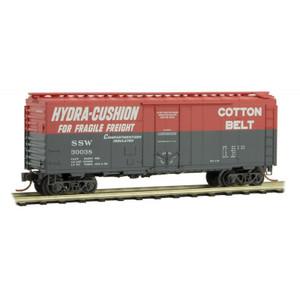 MICRO TRAINS 021 00 592 COTTON BELT RD# SSW 30038
