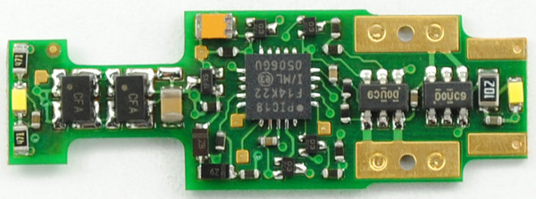 TCS N K3D3 DECODER FOR NW2 locomotive