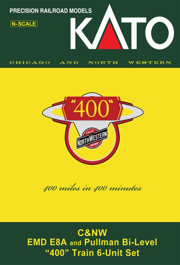 KATO 106-104