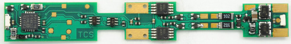 TCS N K1D4-NC DECODER FOR  EMD SD70ACe, EMD SD70M, EMD SD40-2, and the GG1.