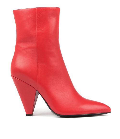 APAGE RED LEATHER