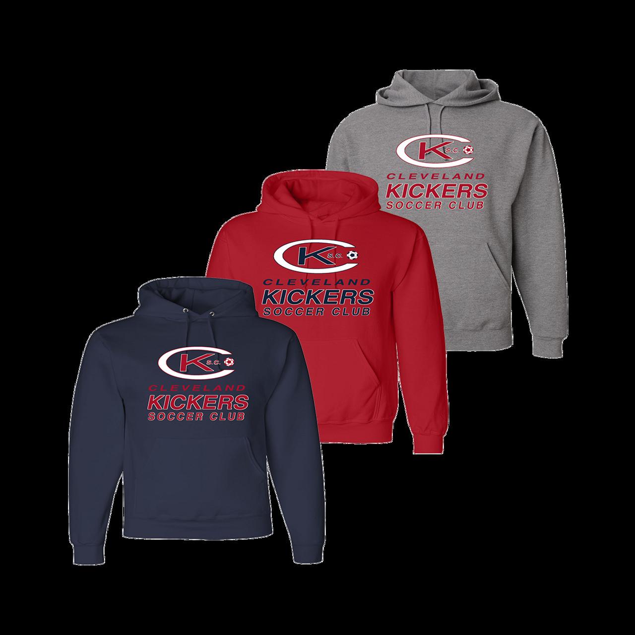Cleveland Kickers Hooded Sweatshirt (F023F024)